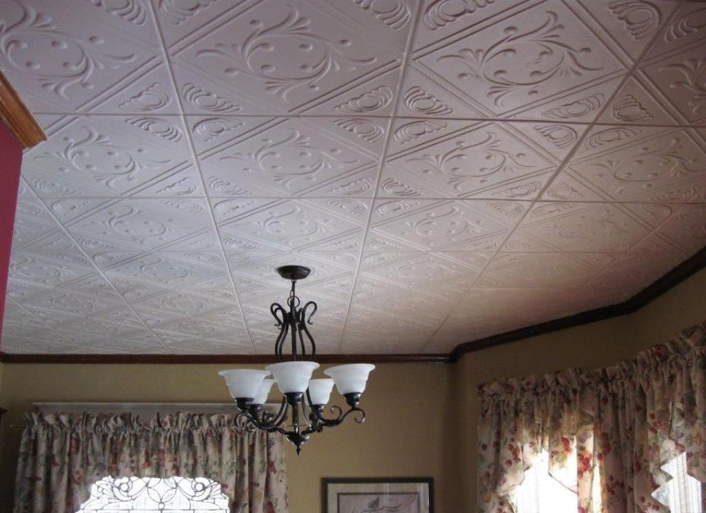 Kitchen Or Ceiling Which Is